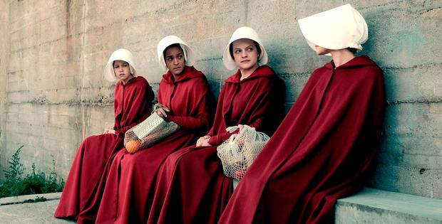 Dystopia: The Handmaid's Tale is disquieting with ravishing visual imagery