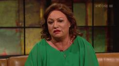 Norah Casey on the Late Late Show