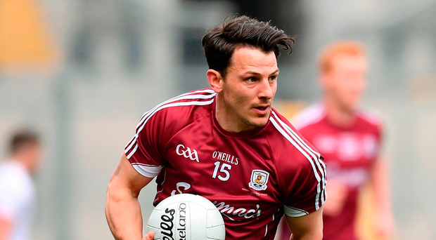 Galway's Sean Armstrong. Photo: Ramsey Cardy/Sportsfile