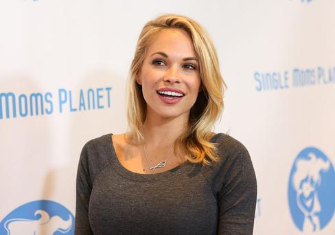BEVERLY HILLS, CA - MAY 06: Playboy Playmate Dani Mathers attends the Single Mom's Awards at The Peninsula Beverly Hills on May 6, 2016 in Beverly Hills, California. (Photo by Paul Archuleta/FilmMagic)