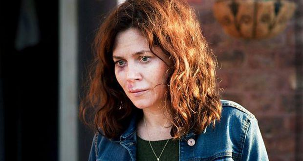 Anna Friel in Broken. PIC: BBC