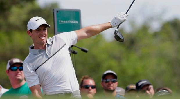 Rory McIlroy has a decidely mixed record at the US Open. Photo: Lynne Sladky/AP