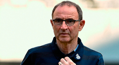 Manager of Republic of Ireland Martin O'Neill. Photo: Sportsfile