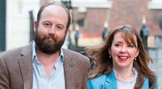Fired: Theresa May's chief of staff Nick Timothy and joint-chief of staff Fiona Hill were let go yesterday. Photo: PA