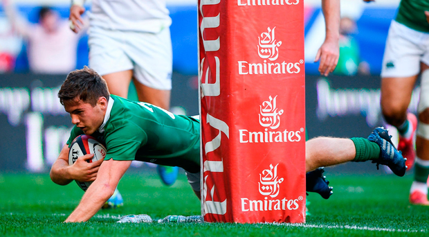 Ireland outclass US in rugby Test