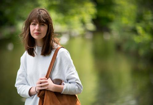 Sally Rooney's Conversations With Friends was the subject of a major publisher bidding war. Photo: David Conachy