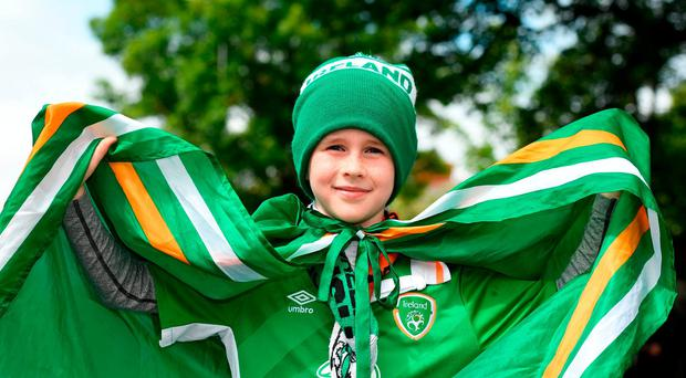 Republic of Ireland v Austria LIVE - Can Martin O'Neill's men take a massive step towards Russia?