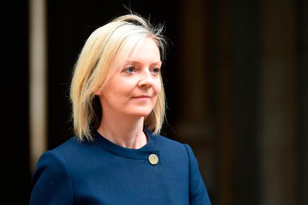 Justice Secretary Liz Truss arrives at Downing Street in London. PRESS ASSOCIATION Photo. Picture date: Sunday June 11, 2017. See PA story POLITICS Reshuffle. Photo credit should read: David Mirzoeff/PA Wire