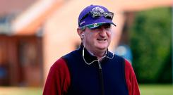 John Ferguson at last year's Tattersalls October Yearling Sales. Photo by Alan Crowhurst/Getty Images