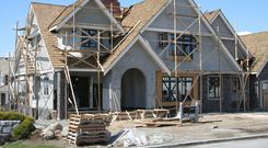 A shortage of supply in new homes is set to fuel price rises. Stock picture