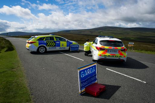 Gardai launch investigation after human remains discovered on Military road