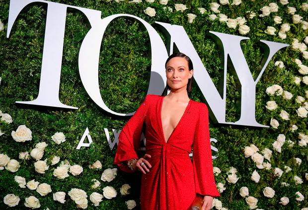 Olivia Wilde attends the 2017 Tony Awards at Radio City Music Hall on June 11, 2017 in New York City. (Photo by Jemal Countess/Getty Images for Tony Awards Productions)