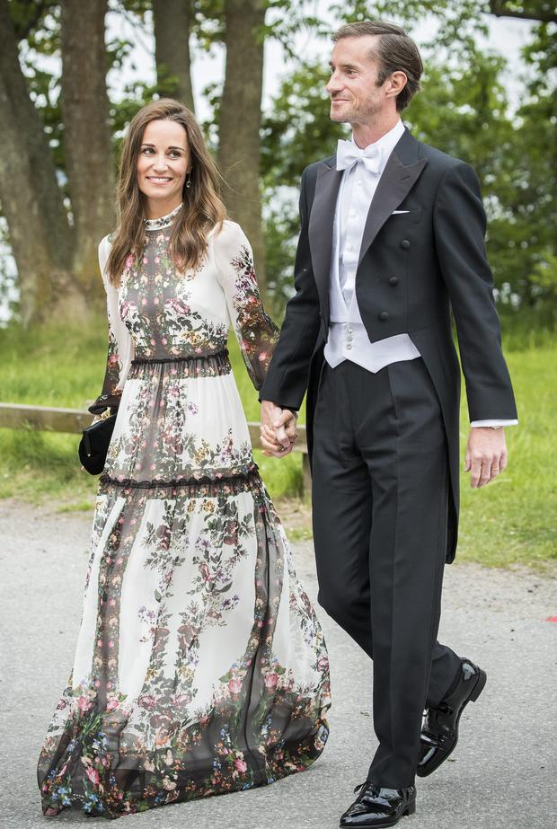 Pippa Middleton and James Matthews | Photo IBL/REX/Shutterstock