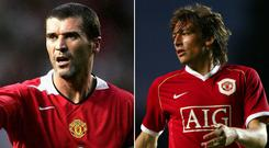 Roy Keane and Gabriel Heinze never got on