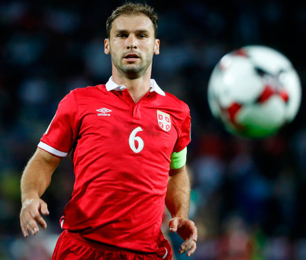 Branislav Ivanovic feels his side will improve in the final four qualifiers. Photo: Getty Images