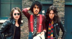 Nigel Grainge pulled no punches in criticising Thin Lizzy's second Phonogram album 'Fighting'