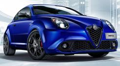 DEALS ON WHEELS: Showrooms are offering incentives across their ranges including, Alfa Romeo Mito (pictured), Honda CR-V, Mazda 3 and Skoda Kodiaq