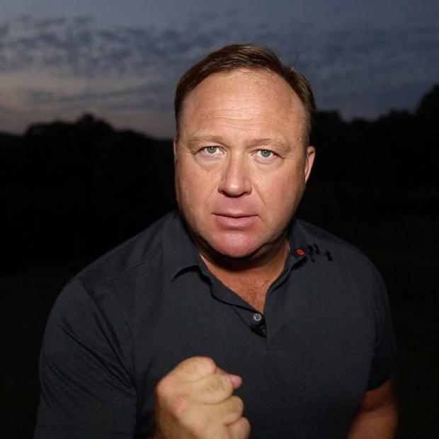 Alex Jones (Photo: Twitter)