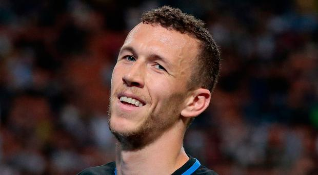 Internazionale are hopeful of getting £50m for Perisic. Photo by Emilio Andreoli/Getty Images