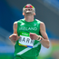 Thomas Barr ran a time of 49.30 in the 400m hurdles in Geneva last week