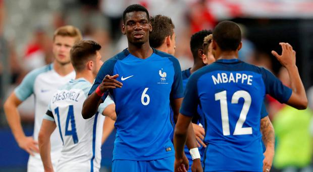 Reality check for Southgate as new stars inspire France