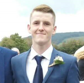 Hit-and-run victim David Kelly was found lying in a pool of blood