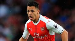 There is now little hope of Alexis Sanchez agreeing a new contract. Photo by Richard Heathcote/Getty Images
