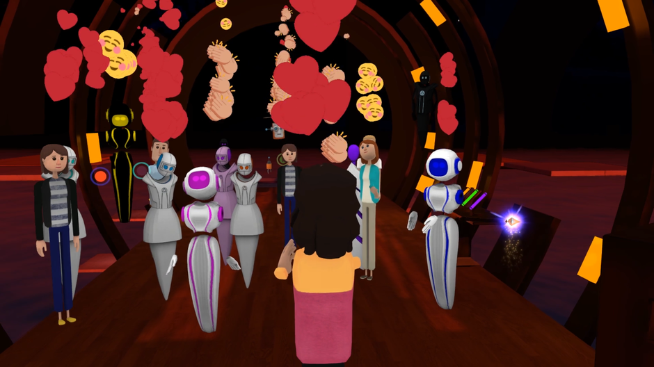 Vr 360 Wedding Ceremony: This Genius Couple Have Devised A Way To Get Married