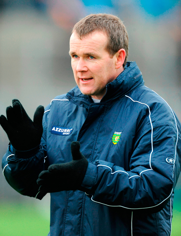 Tony Boyle believes Rory Gallagher deserves a lot of credit for handling Donegal's transition. Photo: Sportsfile
