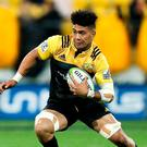 Ardie Savea. Photo: Hagen Hopkins/Getty Images