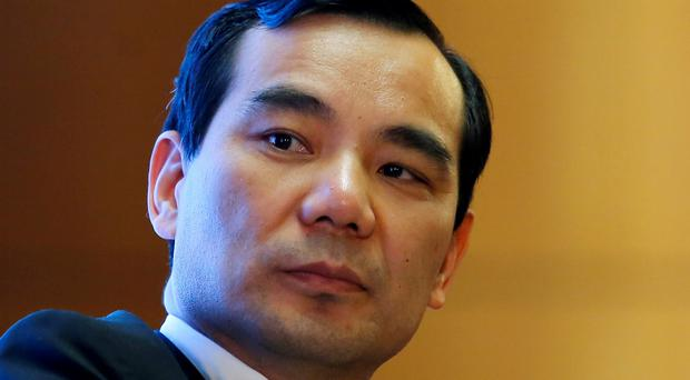 Anbang says chairman Wu can't perform duties amid detention reports