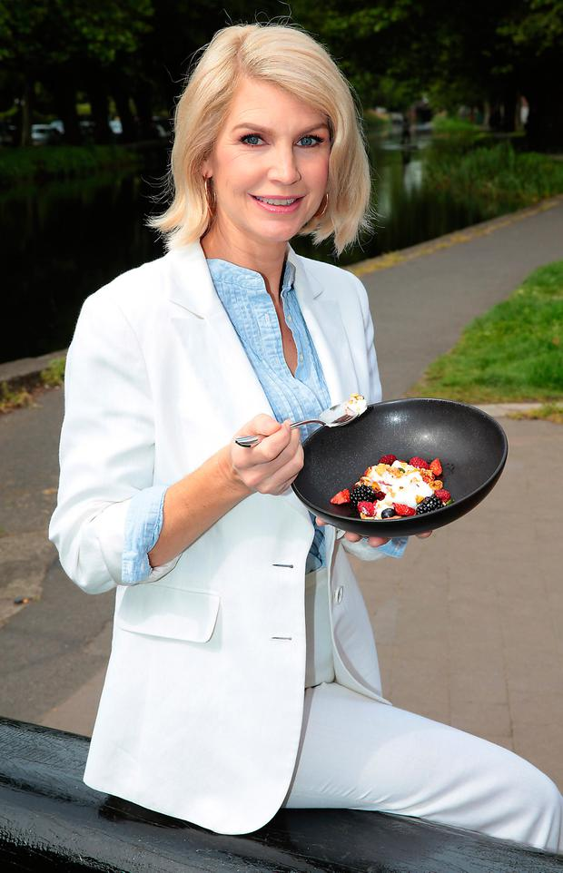 Yvonne Connolly pictured at The Kelloggs Gaa Cul Camps Breakfast Cook-Off at L'ecrivain, Dublin. Picture: Brian McEvoy
