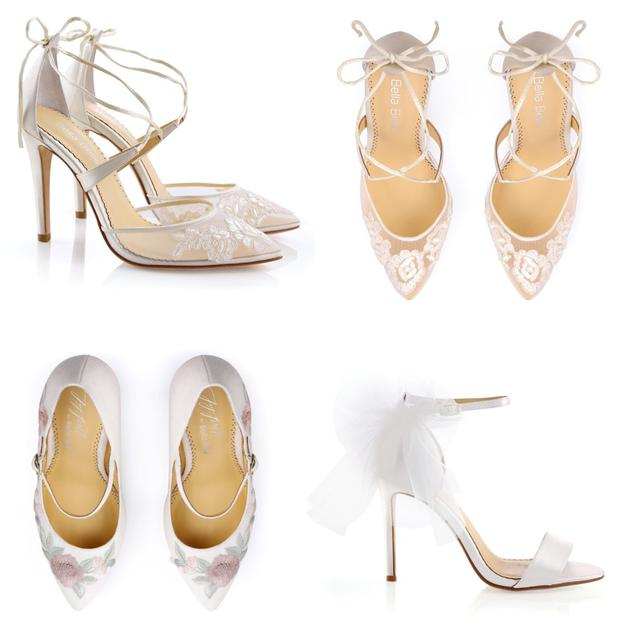 Five incredible wedding shoe designers you need to know about ...