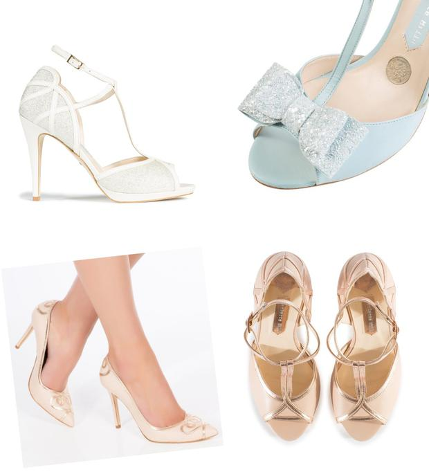 6911927c85b8 Five incredible wedding shoe designers you need to know about ...