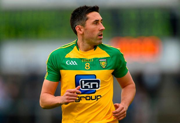 Rory Kavanagh in action for Donegal. Photo: Ramsey Cardy/Sportsfile