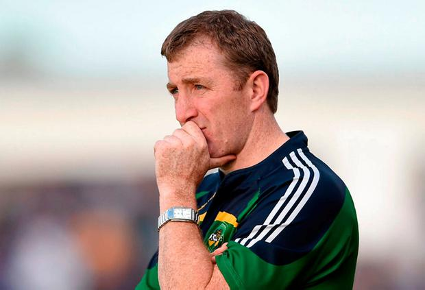 Offaly legend Brian Whelahan. Photo: Stephen McCarthy / SPORTSFILE