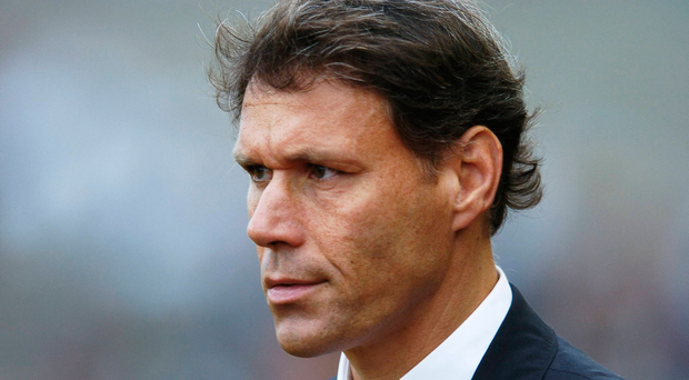 """Van Basten: """"Our aim is to promote fairness and integrity."""