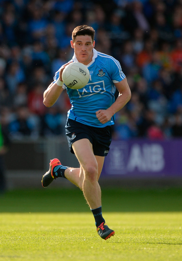 Diarmuid Connolly. Photo by Daire Brennan/Sportsfile