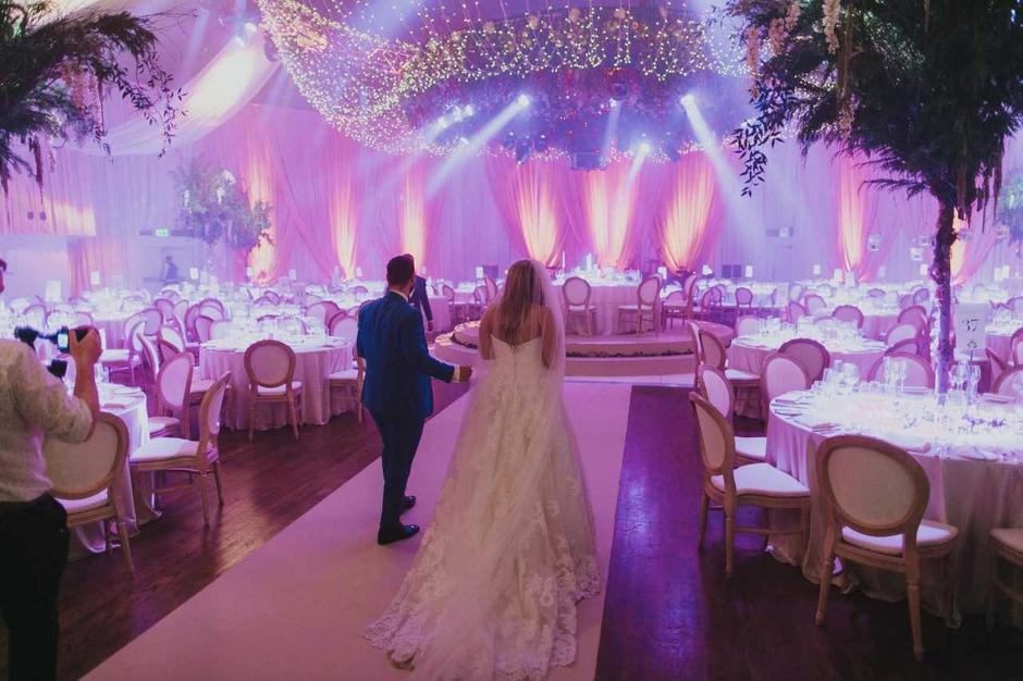 Dublins hidden wedding venues secret city spaces you may not have the round room at the events centre mansion house junglespirit Image collections