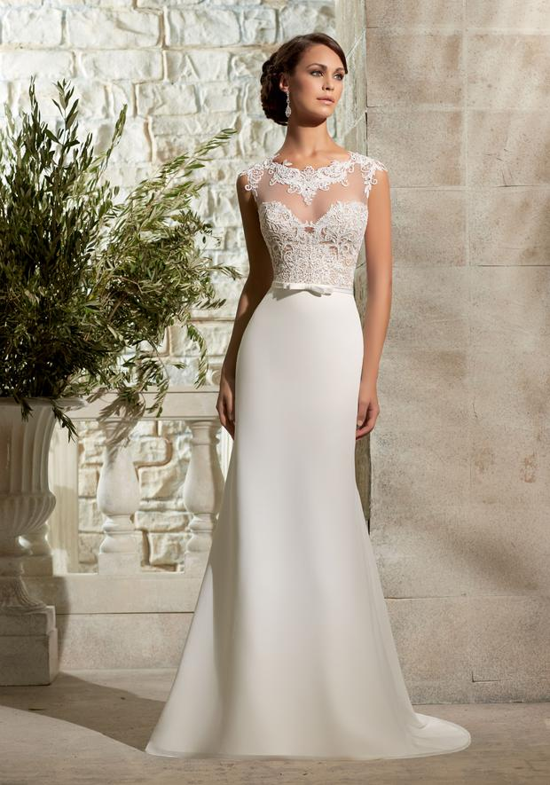07910c589e4 Here are some of the incredible designer wedding dresses you can bag ...