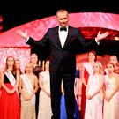 Rose of Tralee host Dáithí Ó Sé Picture: Frank McGrath