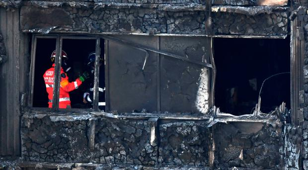 """The Society of Chartered Surveyors Ireland says that even before the Grenfell Tower fire in London, there had been """"major concerns"""" over fire safety in multi-unit dwellings in Ireland, particularly those built between 2000 and 2008."""