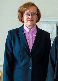 Former attorney general Máire Whelan, who will take up a new role in the Court of Appeal Photo: Arthur Carron