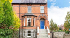 The Rathmines house purchased by Brian O'Driscoll and Amy Huberman