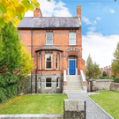 The house purchased by Brian O'Driscoll and Amy Huberman