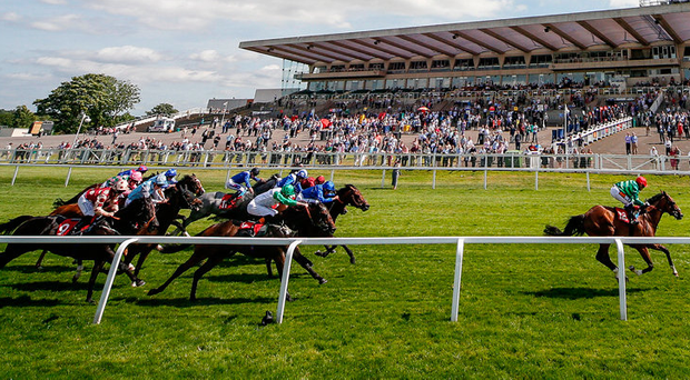 Call Me Grumpy, with Silvestre De Sousa up, winning at Sandown, where the Brazilian had a 969/1 five-timer. Photo: Getty