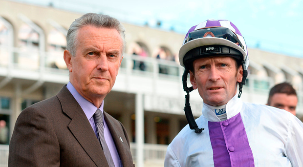 Jim Bolger and Kevin Manning can strike at Cork tomorrow in the featured Munster Oaks Photo: Cody Glenn/Sportsfile