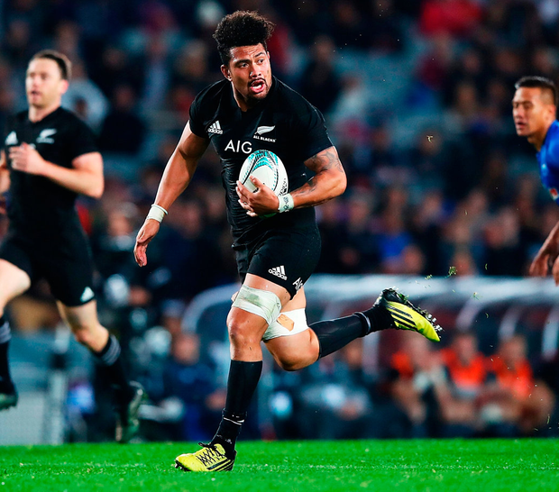 Rhys Webb says Lions must stop Sonny Bill Williams