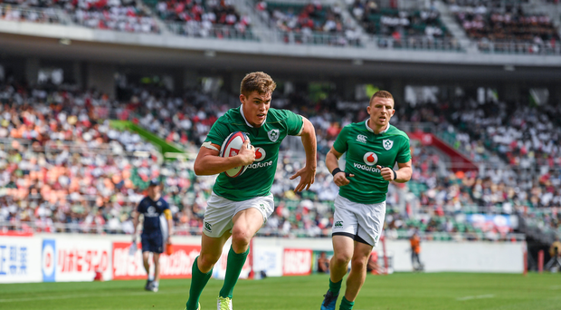 Garry Ringrose is out for at least three months