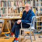 Set designer Bob Cowley at home. Photo: Boris Conte